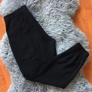 Babaton Pleated Dress Pants w/Elastic Cuffs